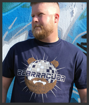 NEW BEARRACUDA SHIRT!